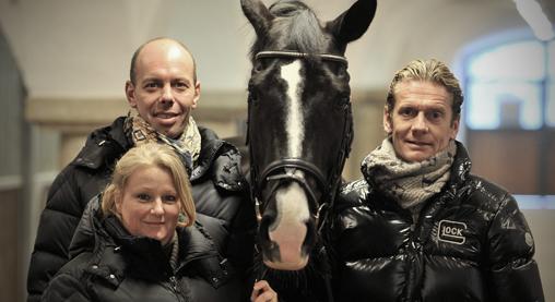 Über uns, GLOCK HORSE PERFORMANCE CENTER (GHPC)